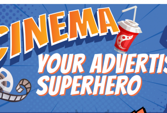 Cinema As Your Advertising Superhero
