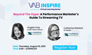 WATCH NOW: Beyond The Hype: A Performance Marketer's Guide To Streaming TV