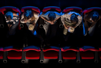 Spotlight on Affluent Moviegoers