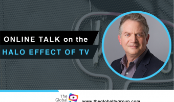 An Online Talk with Sean Cunningham on the Halo Effect of TV